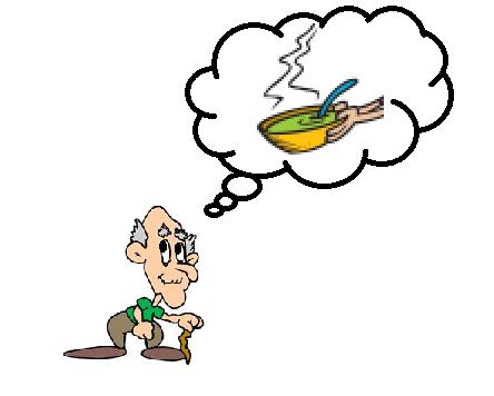 I want soup