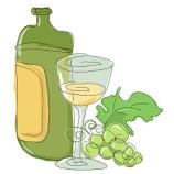un litre de vin